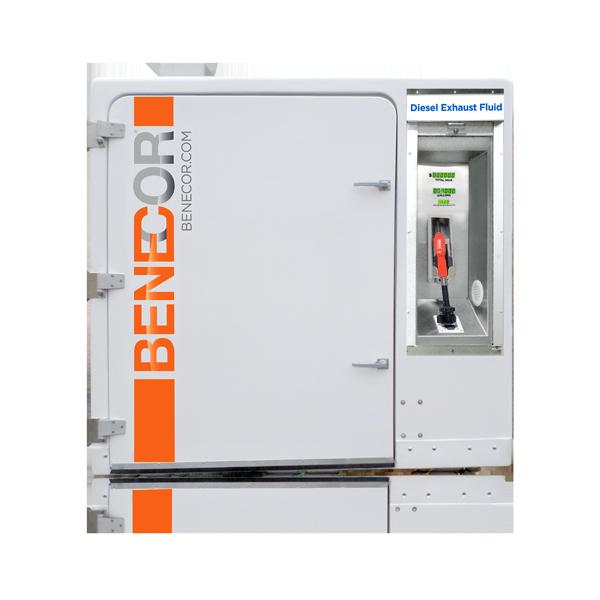 Benecor Retail 500 Gallon DEF System